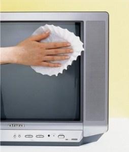 clean tv