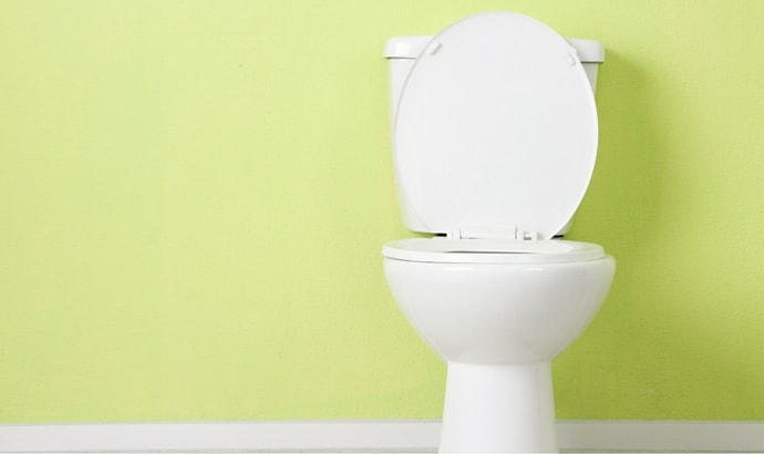 An easy way to clean your toilet?