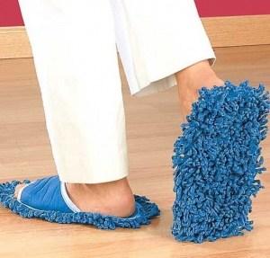 feet mop
