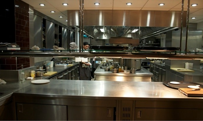 Food & Beverage Establishments Cleaning in London