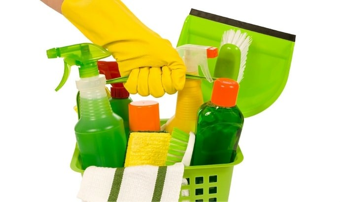 100% safe eco cleaning