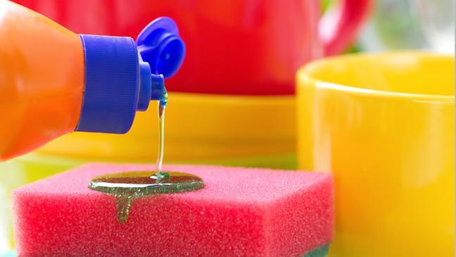 The Dishwashing Soap Method
