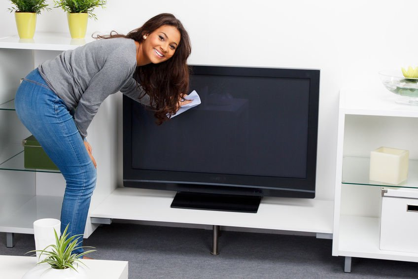How To Clean Plasma TV