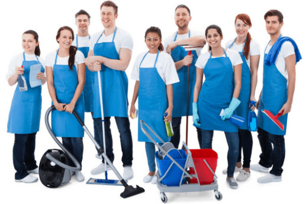 9 reasons to hire professional end of tenacity cleaners