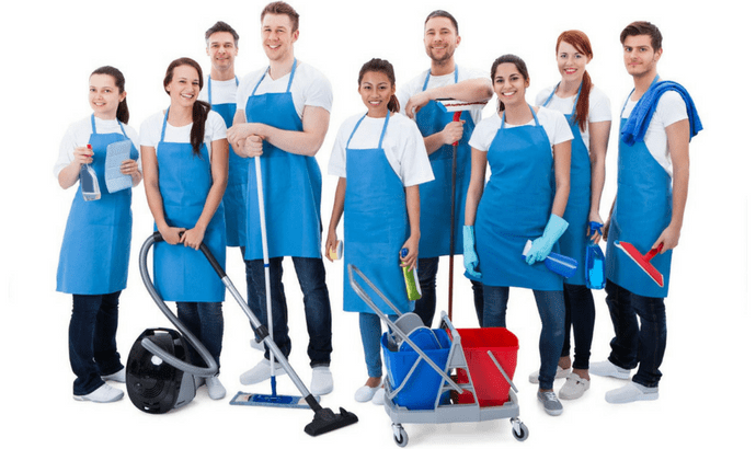 The 9 Advantages Of Hiring Professional End Of Tenancy Cleaners
